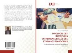 Обложка TYPOLOGIE DES INTENTIONS ENTREPRENEURIALES DES ETUDIANTS MAROCAINS