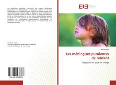 Copertina di Les méningites purulentes de l'enfant