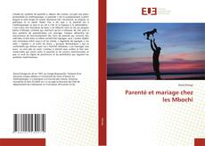 Capa do livro de Parenté et mariage chez les Mbochi