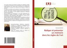 Capa do livro de Rédiger et présenter un mémoire dans les règles de l'art