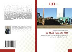 Bookcover of La BEAC face à la RSO