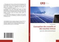 Capa do livro de Conception des nanofils et des couches minces