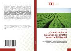 Capa do livro de Caractérisation et évaluation des carottes locales de Sidi Bouzid