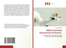 Bookcover of INDH et Activités Génératrices de Revenu