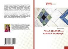 Borítókép a  NELLA GOLANDA: un sculpteur de paysage - hoz