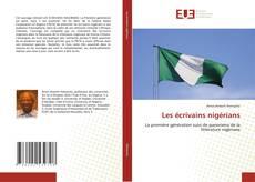 Capa do livro de Les écrivains nigérians
