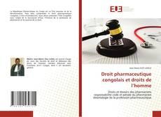 Portada del libro de Droit pharmaceutique congolais et droits de l'homme