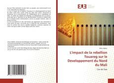 Capa do livro de L'impact de la rebellion Touareg sur le Developpement du Nord du Mali
