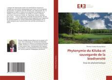 Capa do livro de Phytonymie du Kiluba et sauvegarde de la biodiversité