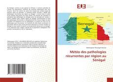 Capa do livro de Météo des pathologies récurrentes par région au Sénégal