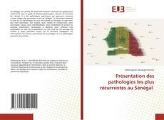 Capa do livro de Présentation des pathologies les plus récurrentes au Sénégal