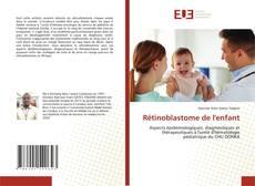 Capa do livro de Rétinoblastome de l'enfant