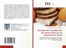 Bookcover of Situation de la production du sésame dans les 12 provinces du Tchad