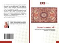 Femmes et savoir faire kitap kapağı