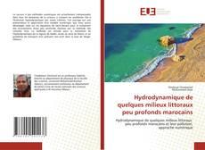 Hydrodynamique de quelques milieux littoraux peu profonds marocains的封面
