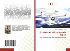 Procédés et utilisations du drone kitap kapağı