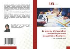 Le système d'information comptable pour une gouvernance financière kitap kapağı