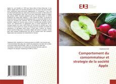 Bookcover of Comportement du consommateur et strategie de la société Apple