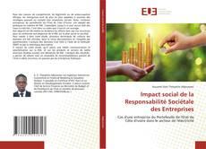 Impact social de la Responsabilité Sociétale des Entreprises的封面