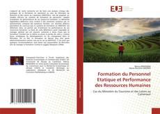 Bookcover of Formation du Personnel Etatique et Performance des Ressources Humaines