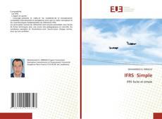 Portada del libro de IFRS Simple