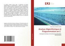 Обложка Analyse Algorithmique et Programmation en C