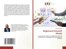 Règlement Préventif Ohada kitap kapağı