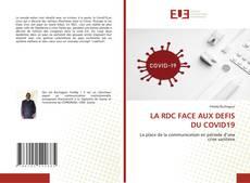 Обложка LA RDC FACE AUX DEFIS DU COVID19