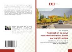 Couverture de Fiabilisation du suivi environnemental et social par numérisation