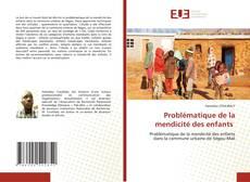 Bookcover of Problématique de la mendicité des enfants