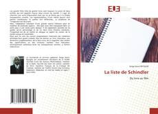 Обложка La liste de Schindler