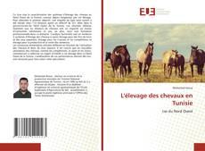 Portada del libro de L'élevage des chevaux en Tunisie