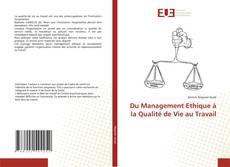 Bookcover of Du Management Ethique à la Qualité de Vie au Travail