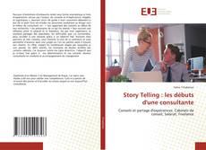 Story Telling : les débuts d'une consultante的封面