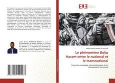 Обложка Le phénomène Boko Haram entre le national et le transnational