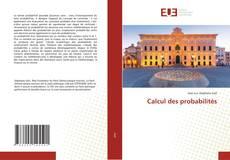 Portada del libro de Calcul des probabilités