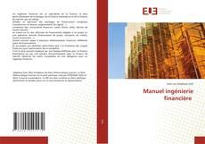 Portada del libro de Manuel ingénierie financière