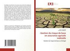 Bookcover of Gestion du risque de base en assurance agricole indicielle