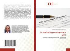 Borítókép a  Le marketing en assurance vie : - hoz