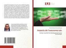 Borítókép a  Impacts de l'assurance vie: - hoz