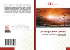 Borítókép a  Les énergies renouvelables - hoz