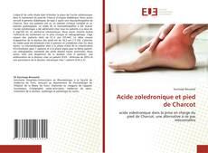 Portada del libro de Acide zoledronique et pied de Charcot