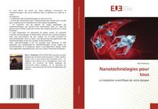 Borítókép a  Nanotechnologies pour tous - hoz