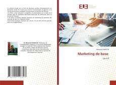 Обложка Marketing de base