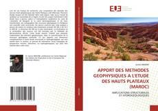 Обложка APPORT DES METHODES GEOPHYSIQUES A L'ETUDE DES HAUTS PLATEAUX (MAROC)
