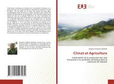 Borítókép a  Climat et Agriculture - hoz
