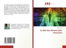 Borítókép a  Le Mal des démocraties africaines - hoz