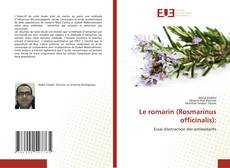 Portada del libro de Le romarin (Rosmarinus officinalis):