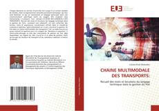 Bookcover of CHAINE MULTIMODALE DES TRANSPORTS: