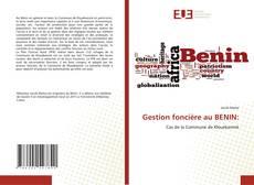 Borítókép a  Gestion foncière au BENIN: - hoz